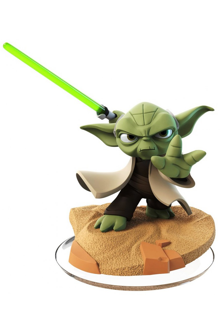 Disney Infinity 3.0 (Star Wars): Фигурка Йода [Yoda]