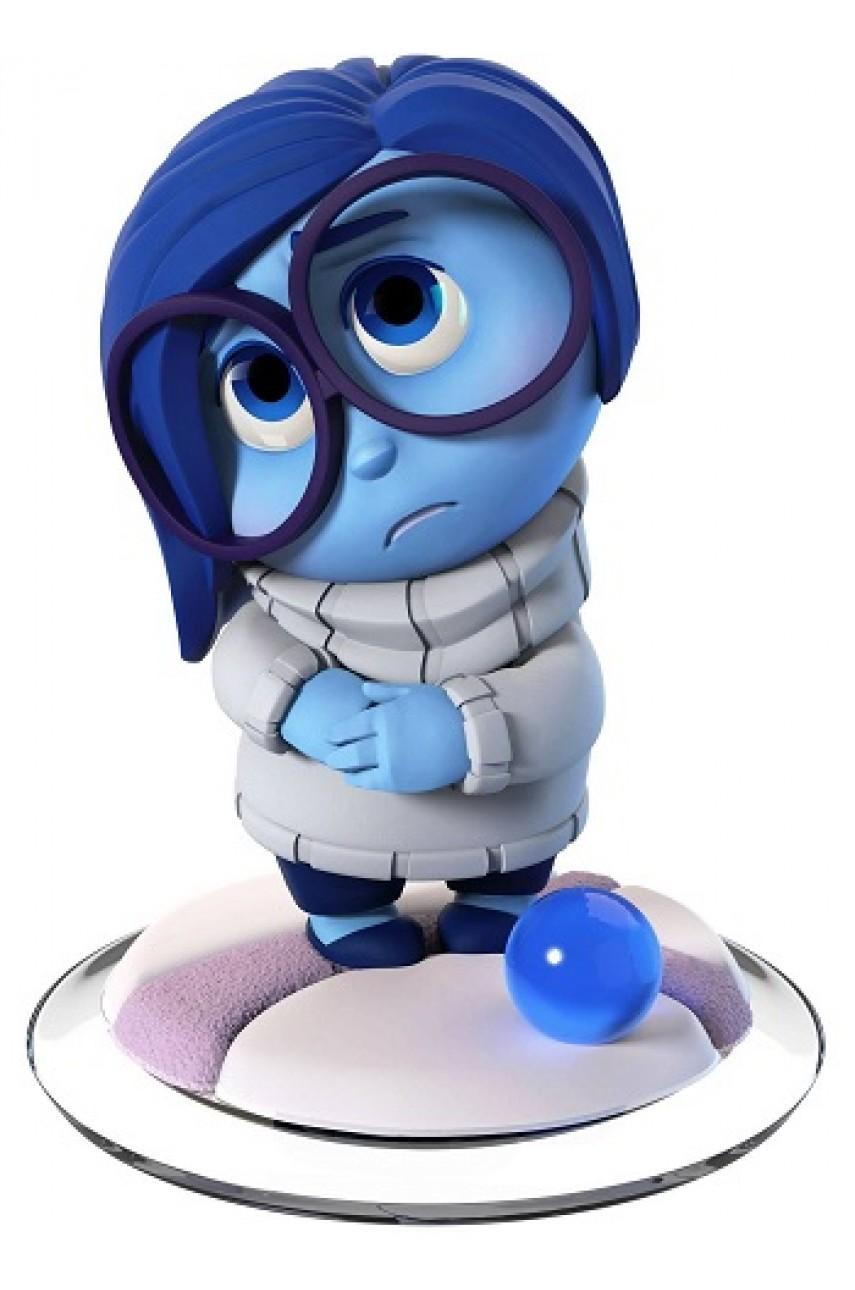 Disney Infinity 3.0: Фигурка персонажа Печаль [Sadness]