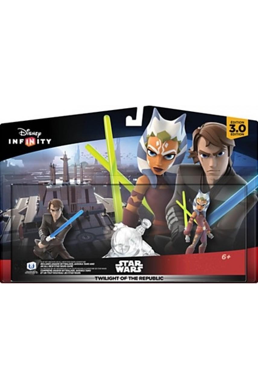 Disney Infinity 3.0: Игровой набор Twilight of the Republic