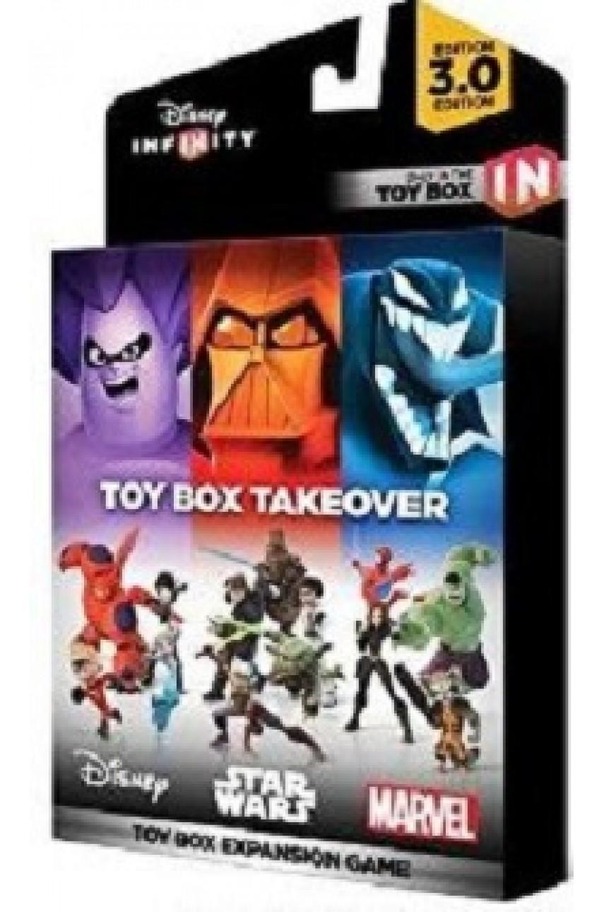 Disney. Infinity 3.0 Набор Toy Box Takeover
