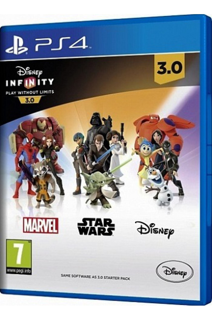 Disney Infinity 3.0 Software Standalone [PS4]