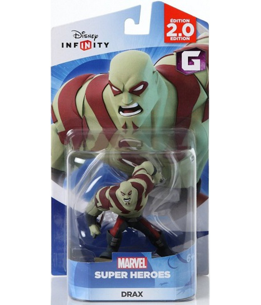 """Disney Infinity 2.0 (Marvel): Фигурка """"Дракс"""""""