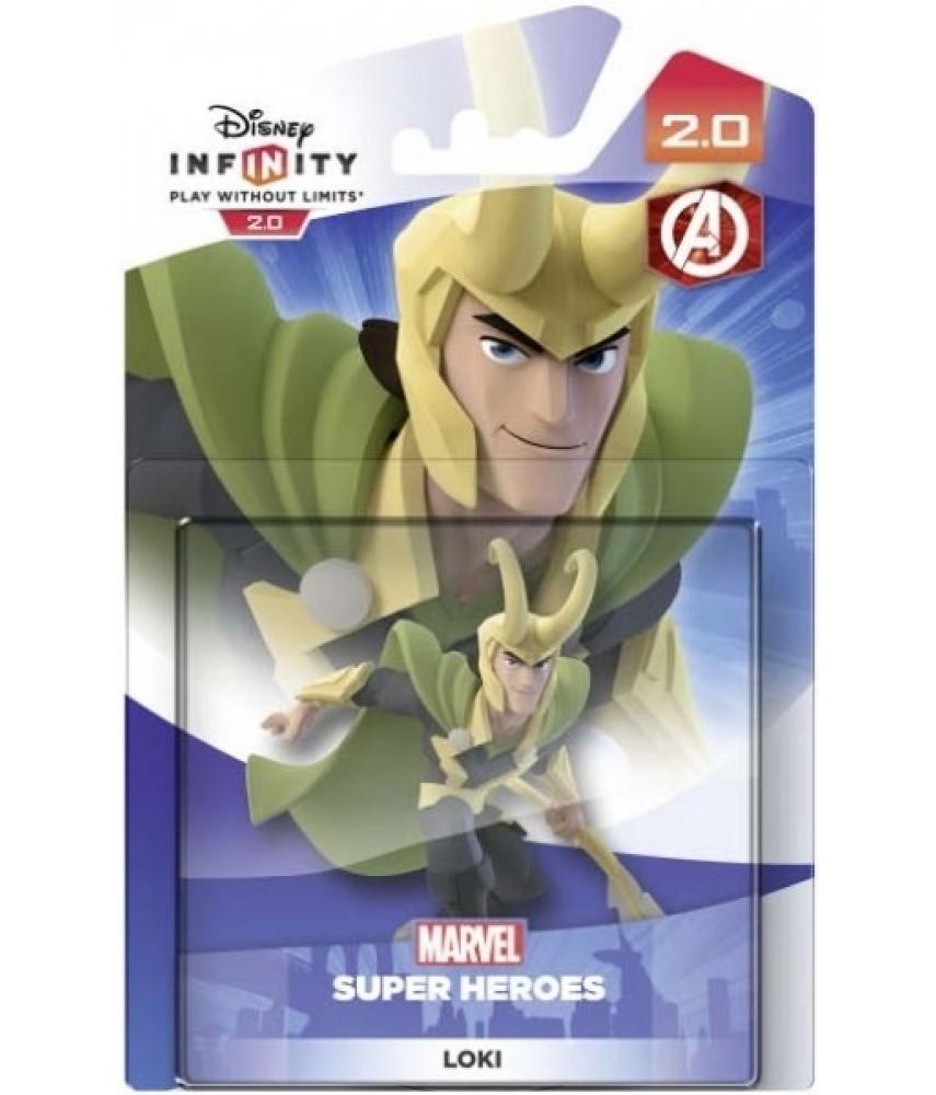 """Disney Infinity 2.0 (Marvel): Фигурка """"Локи"""""""