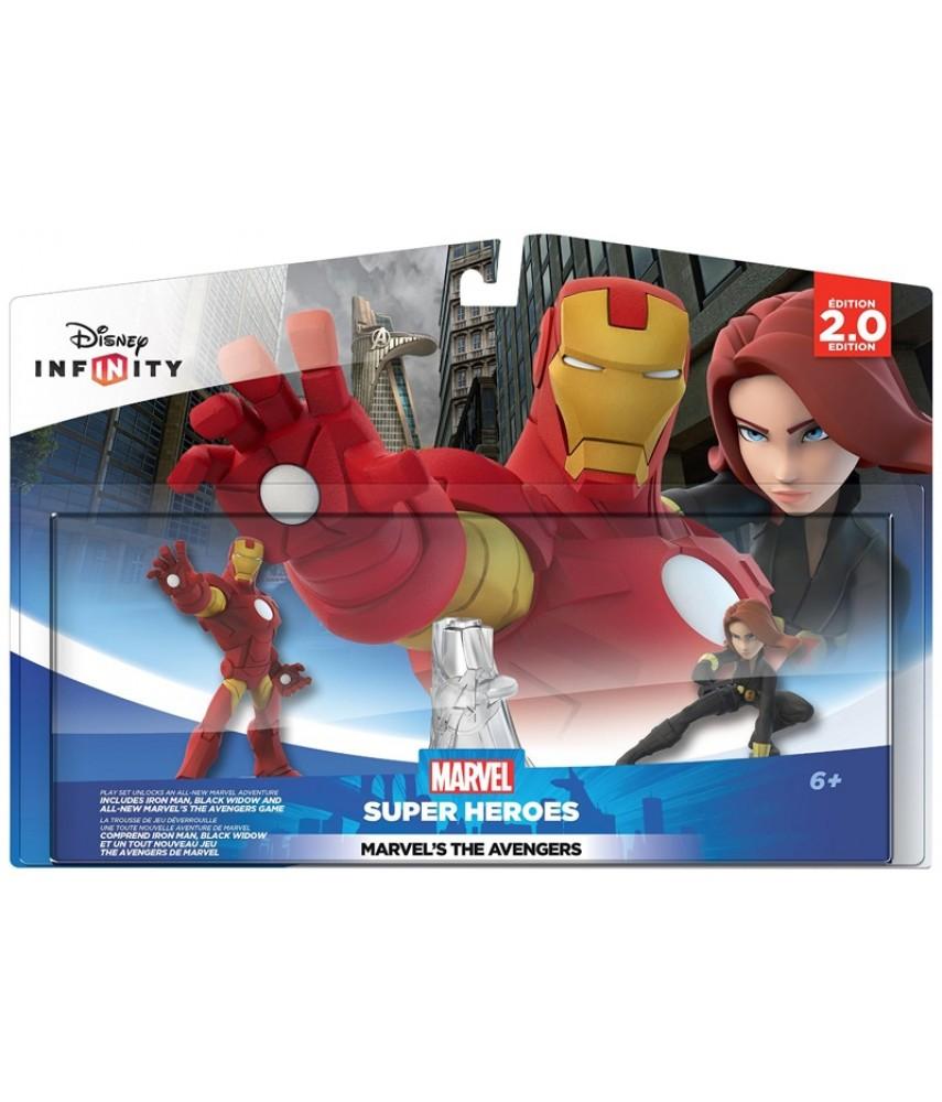Disney Infinity 2.0 (Marvel). Набор «Мстители»