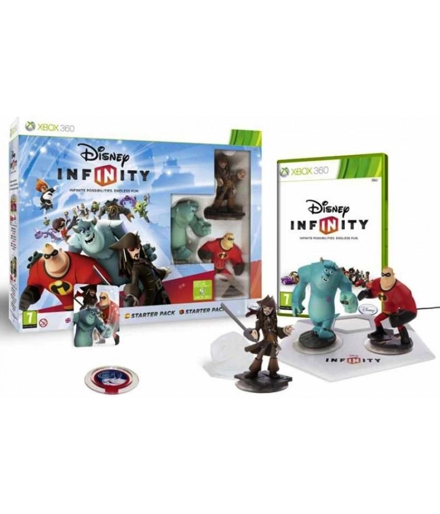 Disney Infinity Стартовый набор (Русская версия) [Xbox 360]