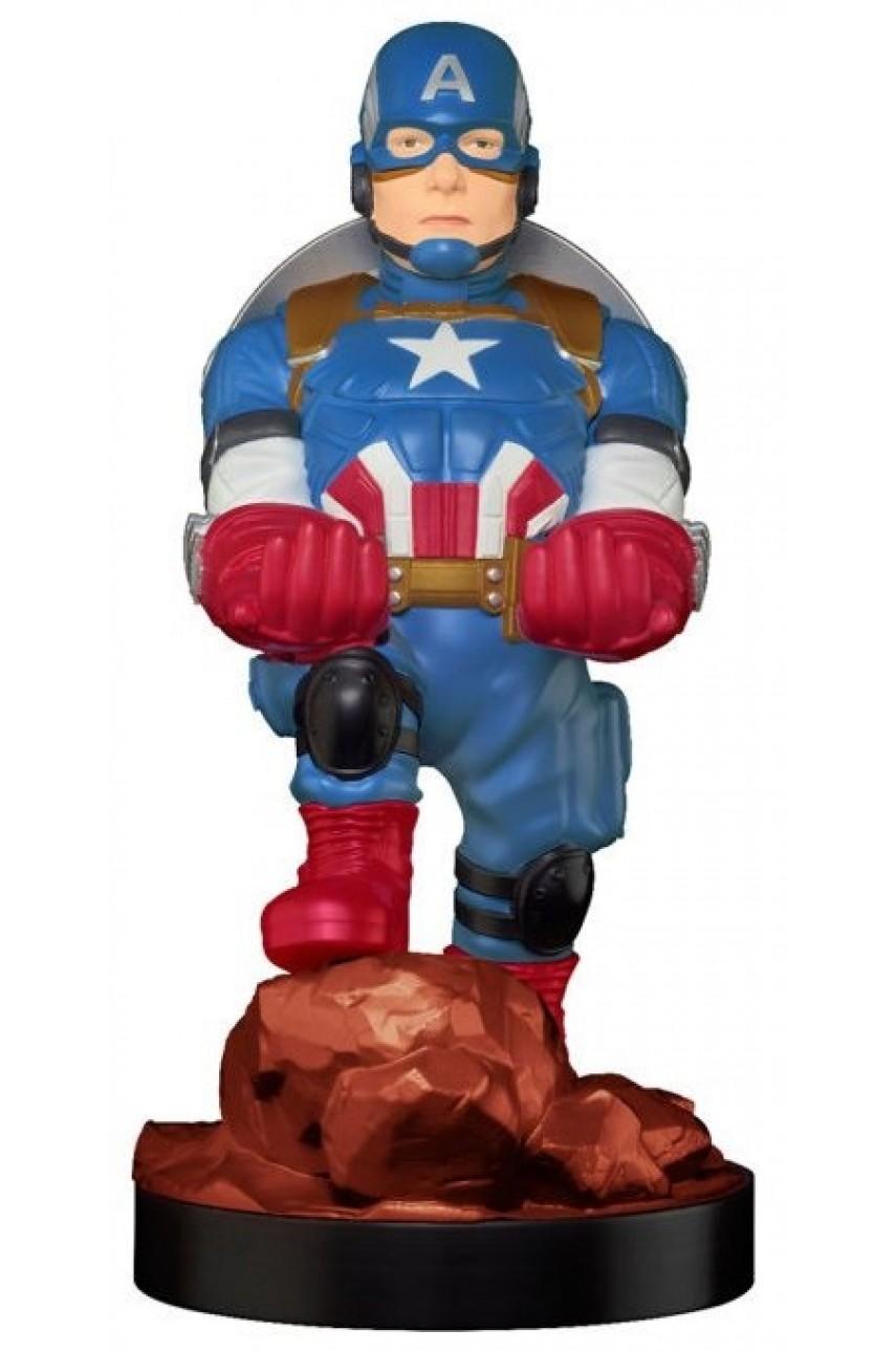 Подставка Marvel Captain America (Cable Guy)
