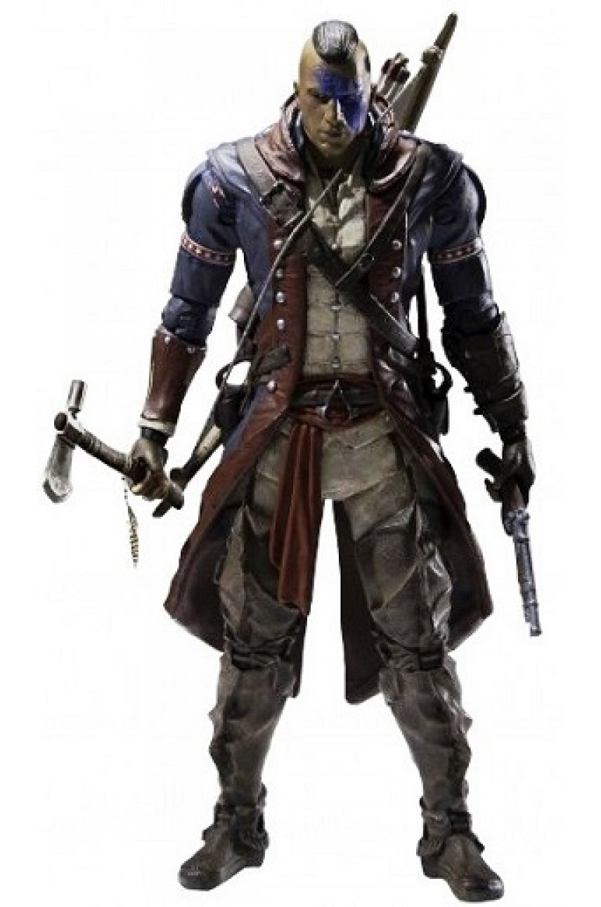Assassins Creed. Фигурка Revolutionary Connor [15 см]
