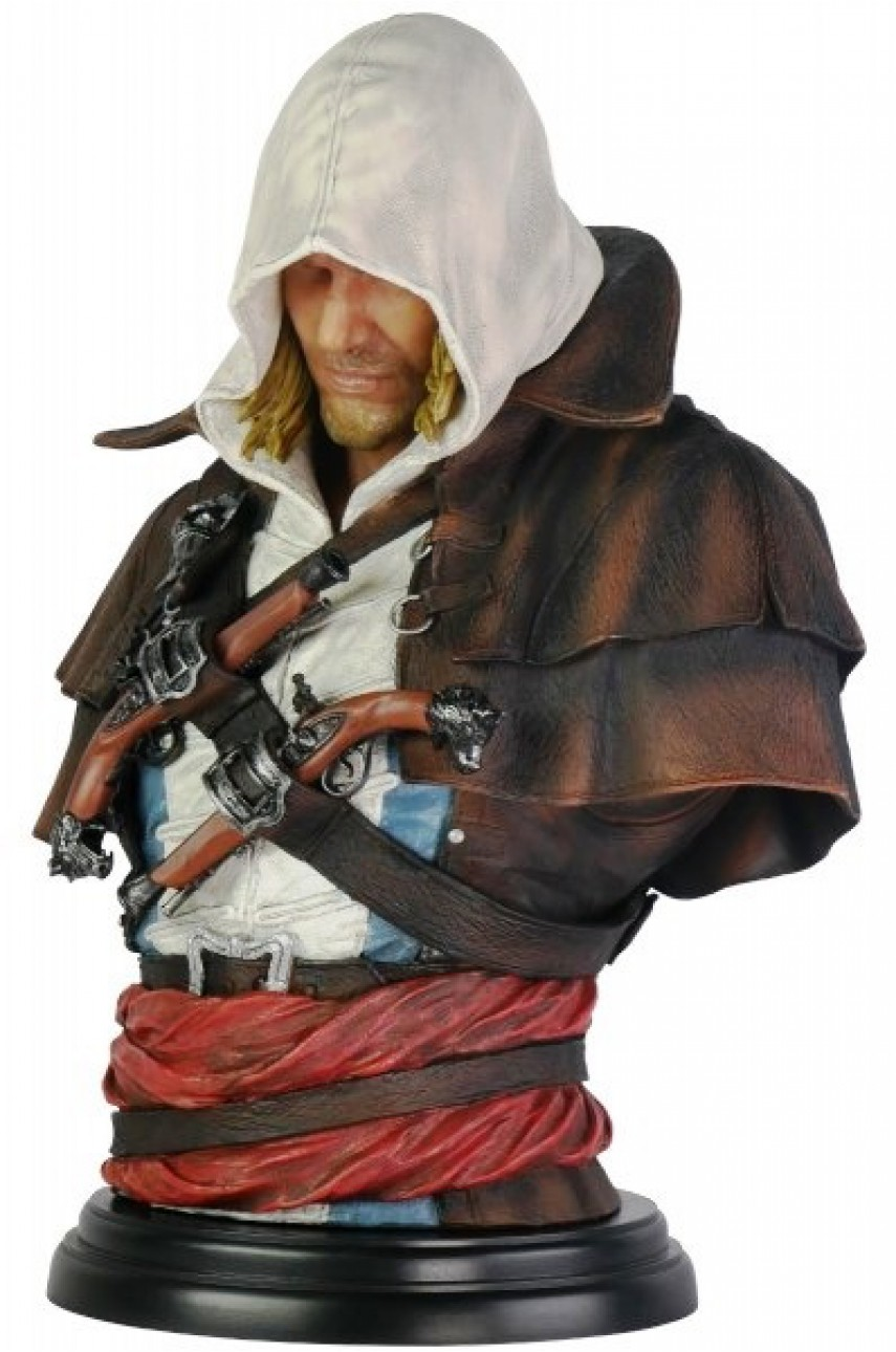 Assassin's Creed. Legacy Collection: Бюст Edward Kenway (19 см)