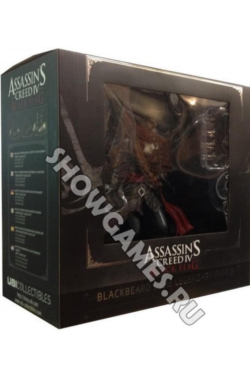 Фигурка Assassins Creed IV - BlackBeard (Черная Борода)
