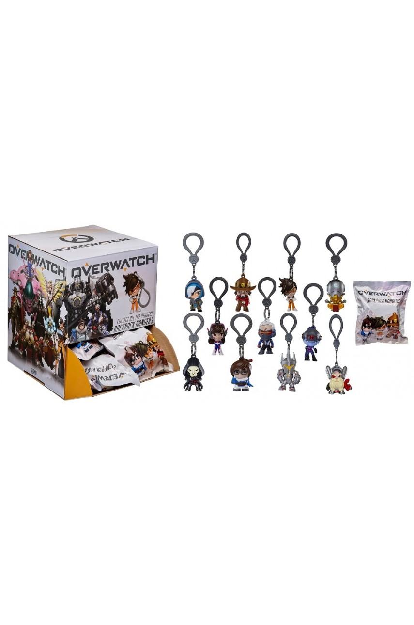 Брелок Overwatch Figure Hangers – Серия 1