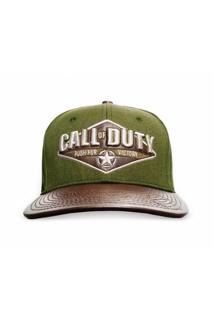 Бейсболка с нашивкой Call Of Duty WWII