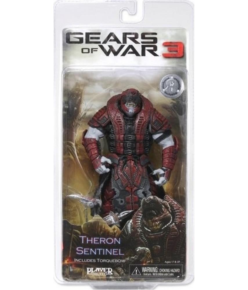 Gears of War 3. Series 3 - фигурка Theron Sentinel