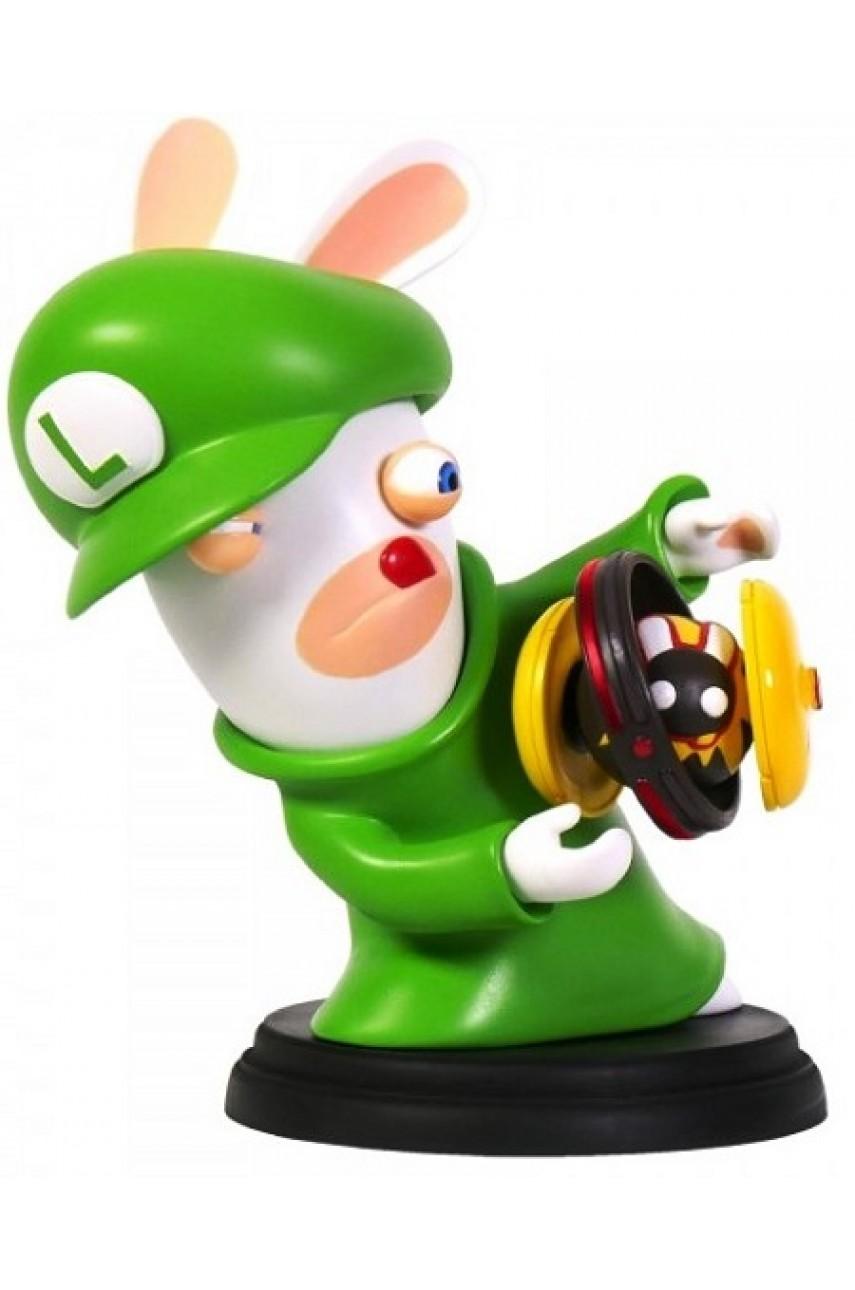 Фигурка Mario + Rabbids: Битва За Королевство – Rabbid Luigi (16 см)