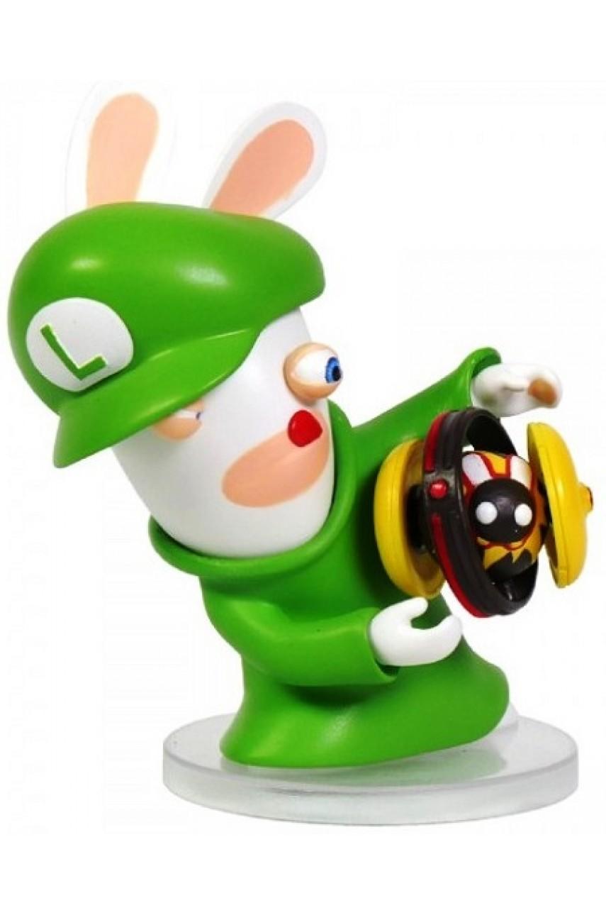 Фигурка Mario + Rabbids: Битва За Королевство – Rabbid Luigi (8 см)