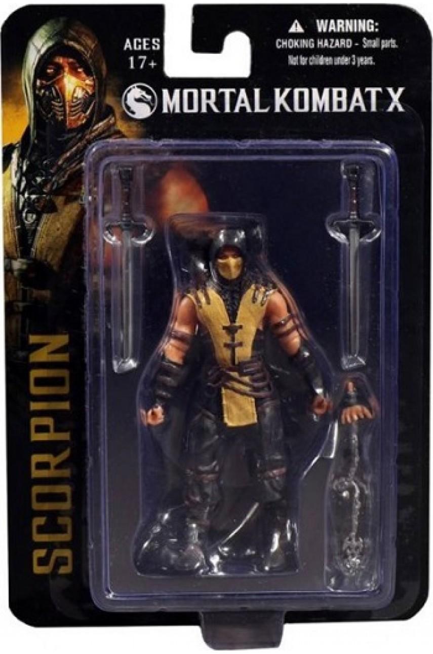 Mortal Kombat X. Фигурка Scorpion (10 см)