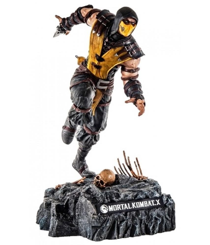 Фигурка Mortal Kombat X - Scorpion (28 см)