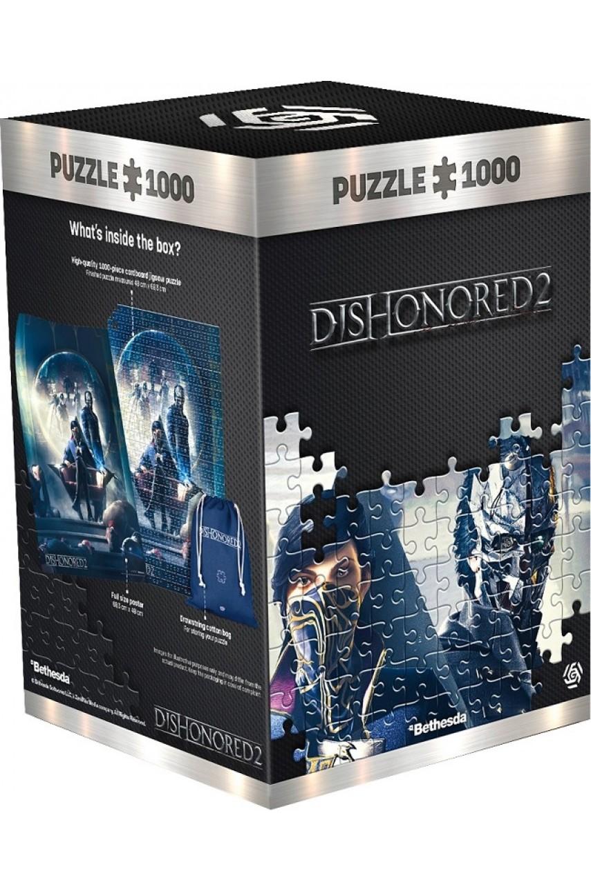 Пазл Dishonored 2 Throne