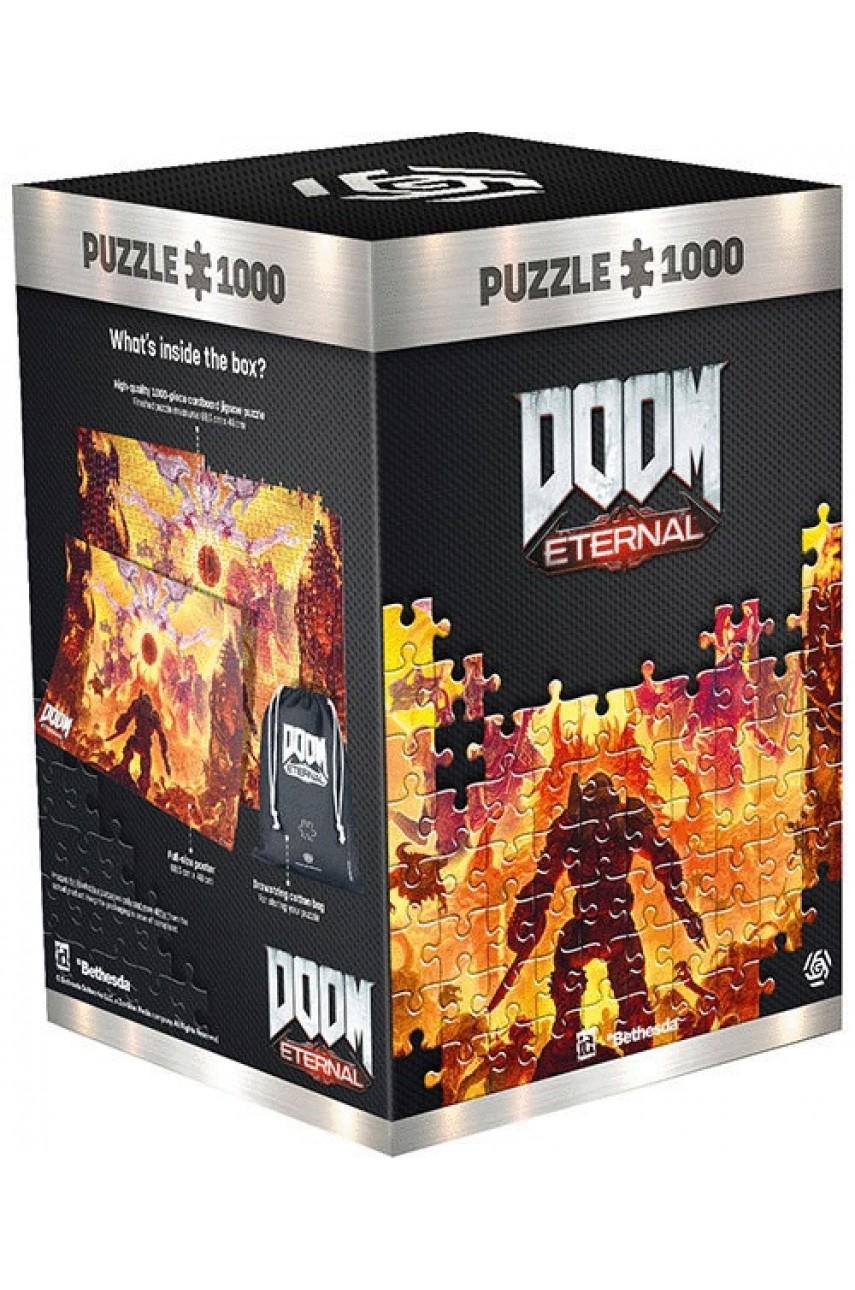 Пазл Doom Eternal