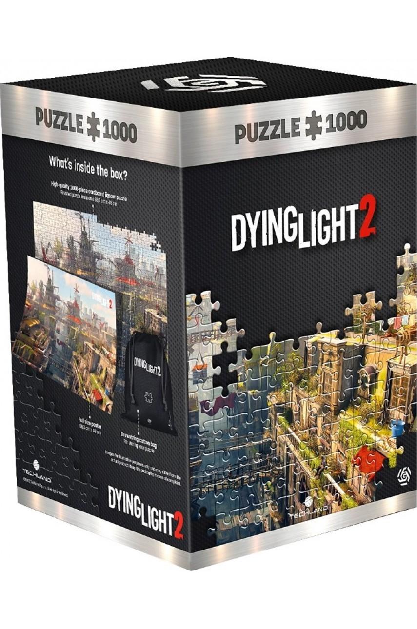 Пазл Dying Light 2 City