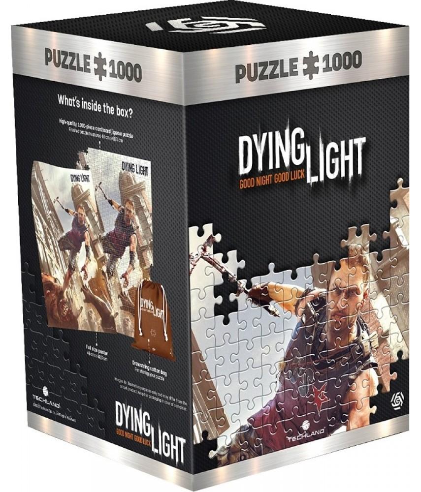 Пазл Dying Light Crane's figh