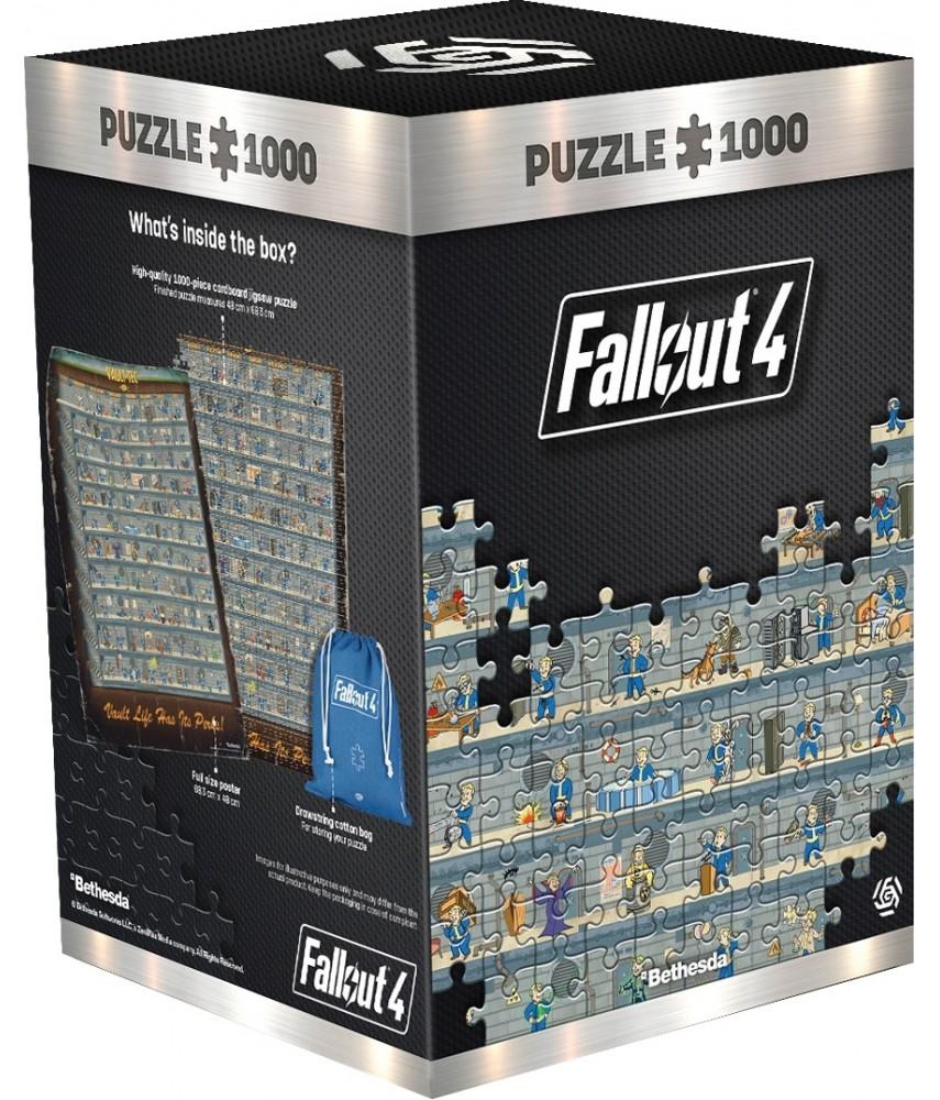 Пазл Fallout 4