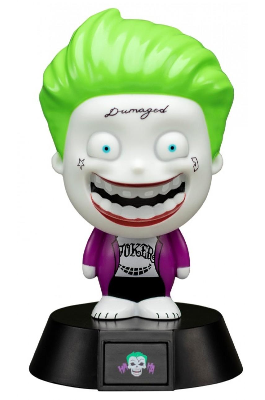 Светильник DC Suicide Squad The Joker Icon Light BDP