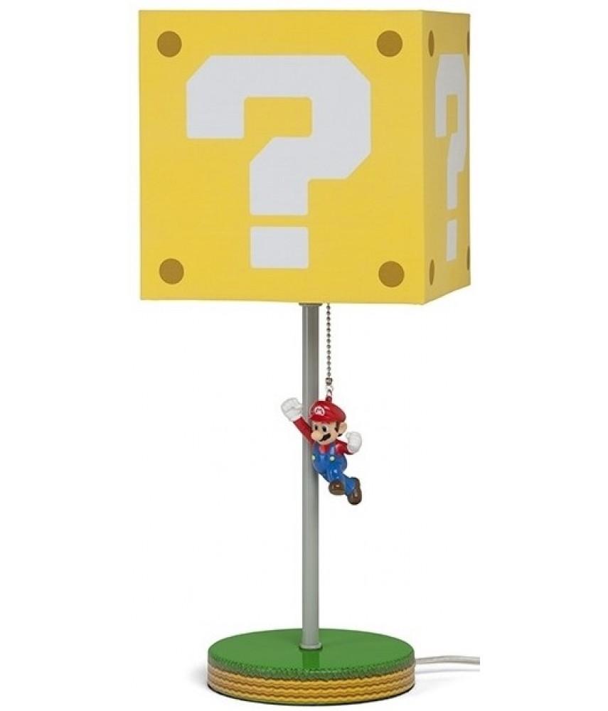 "Лампа Mario ""?"" BLOCK"
