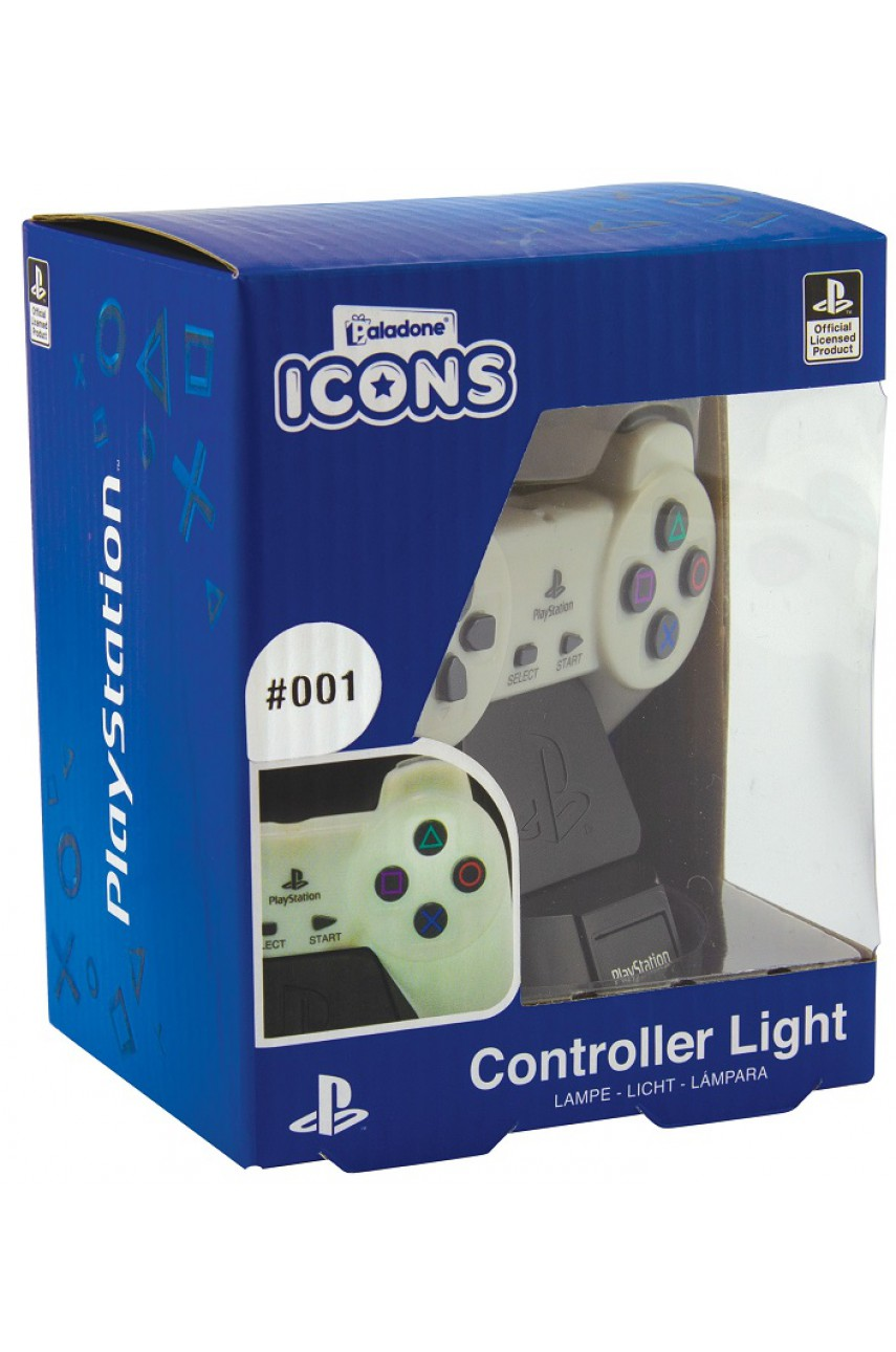 Светильник Playstation Controller Icon Light BDP