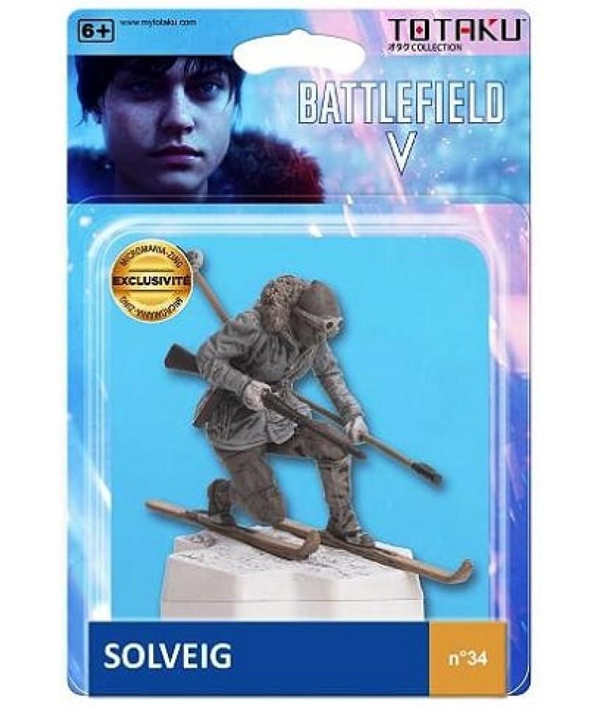Фигурка Battlefield V: Solveig (Totaku)