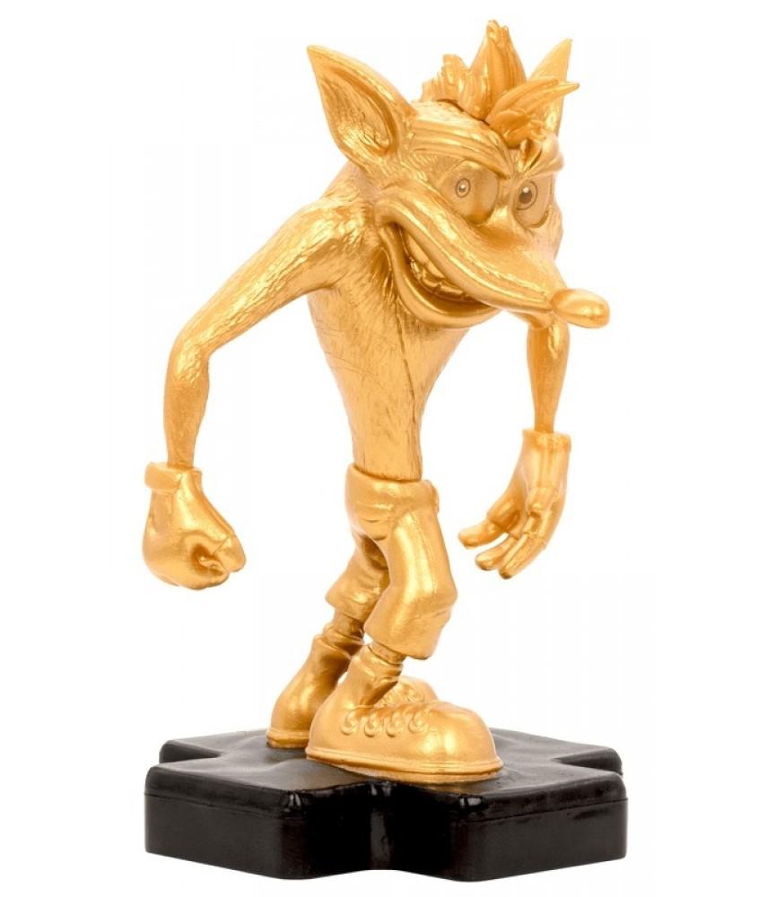 Фигурка Crash Bandicoot: Limited Edition Golden Crash (Totaku)