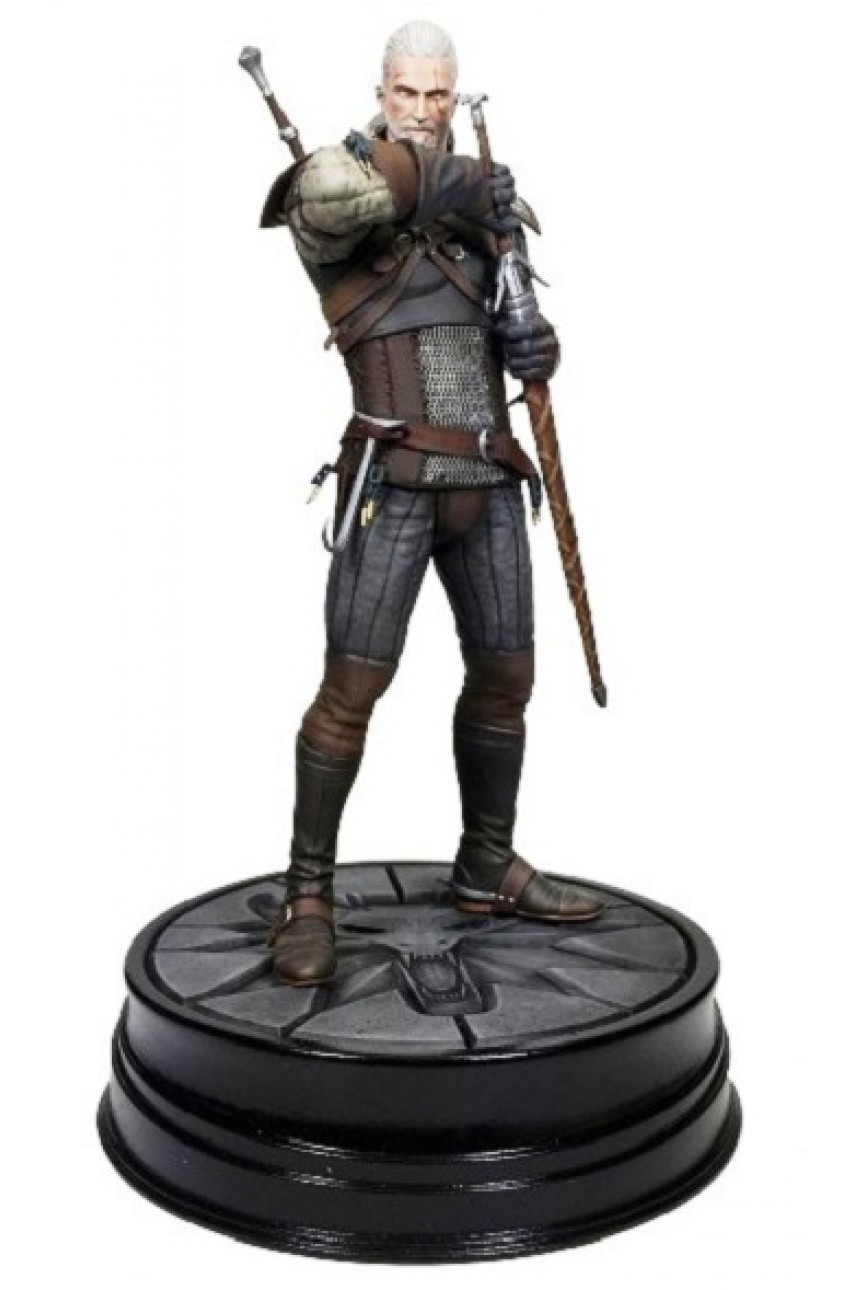 Witcher 3: Wild Hunt. Фигурка Geralt Of Rivia (20 см)