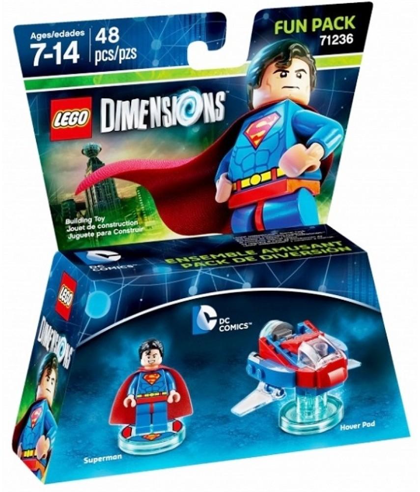 DC Comics Superman Fun Pack - LEGO Dimensions 71236