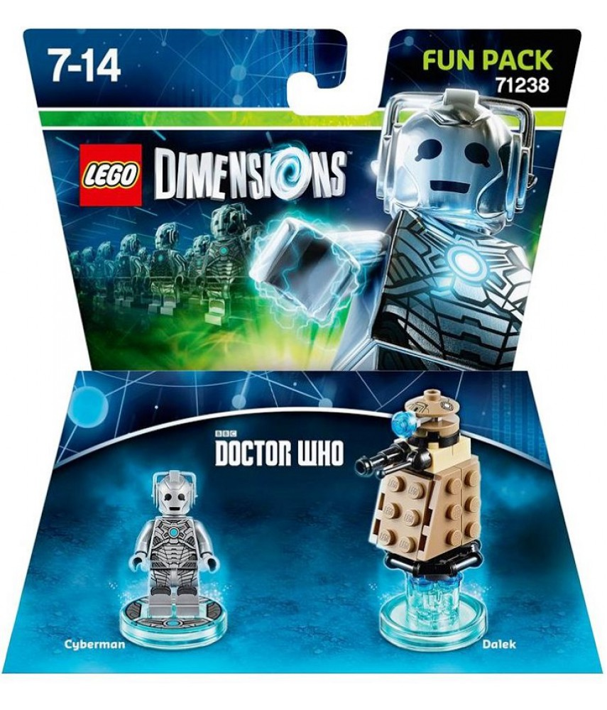 Doctor Who Cyberman Fun Pack - LEGO Dimensions 71238