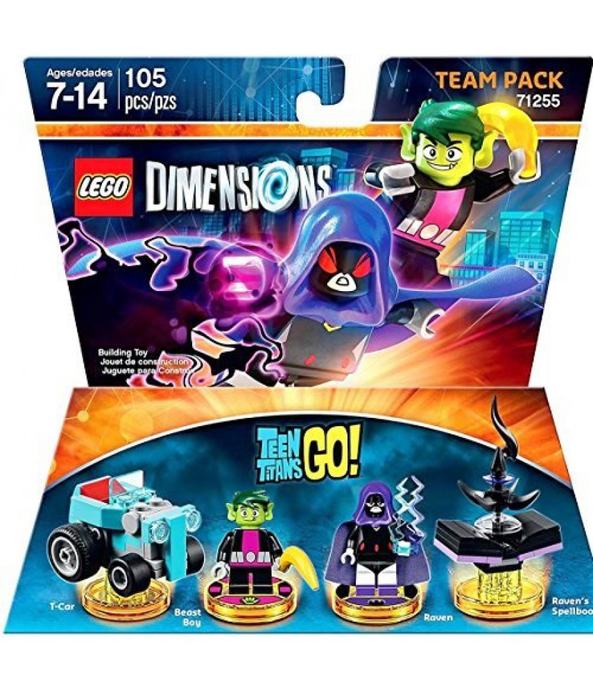 Teen Titans Go! Team Pack - LEGO Dimensions 71255