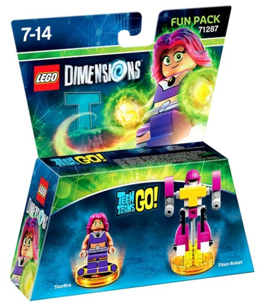 Teen Titans Go! Fun Pack - LEGO Dimensions 71287