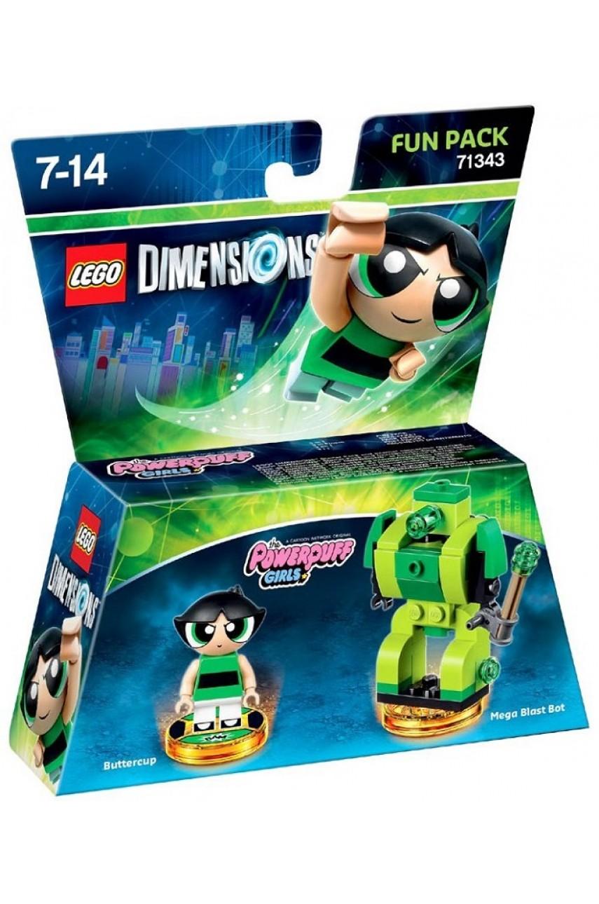The Powerpuff Girls Fun Pack - LEGO Dimensions 71343