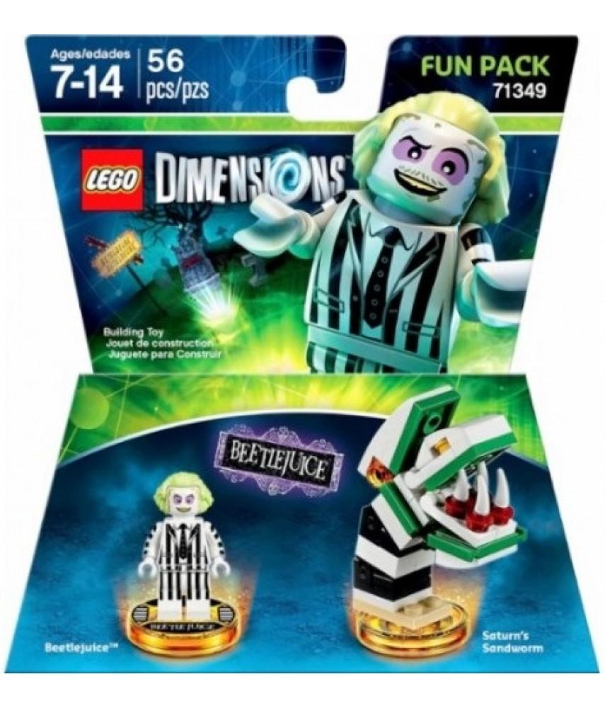 Beetlejuice Fun Pack - LEGO Dimensions 71349