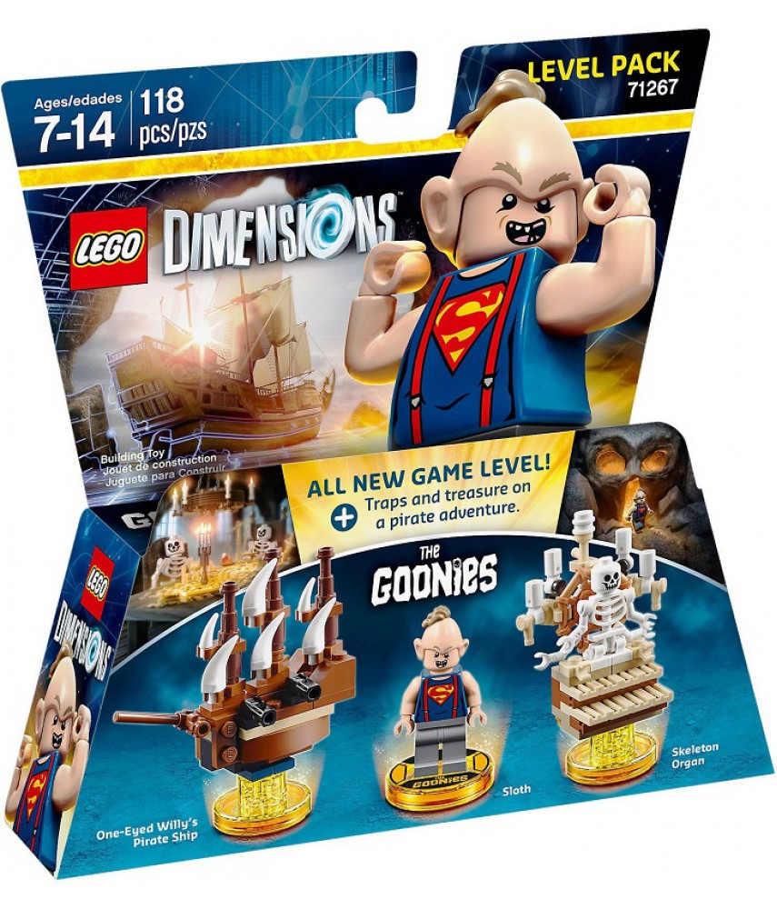 The Goonies Level Pack - LEGO Dimensions 71267