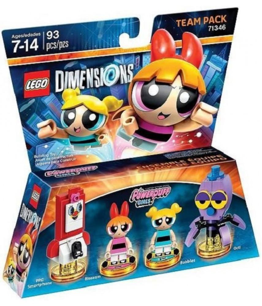 Набот LEGO Dimensions 71346 - The Powerpuff Girls Team Pack