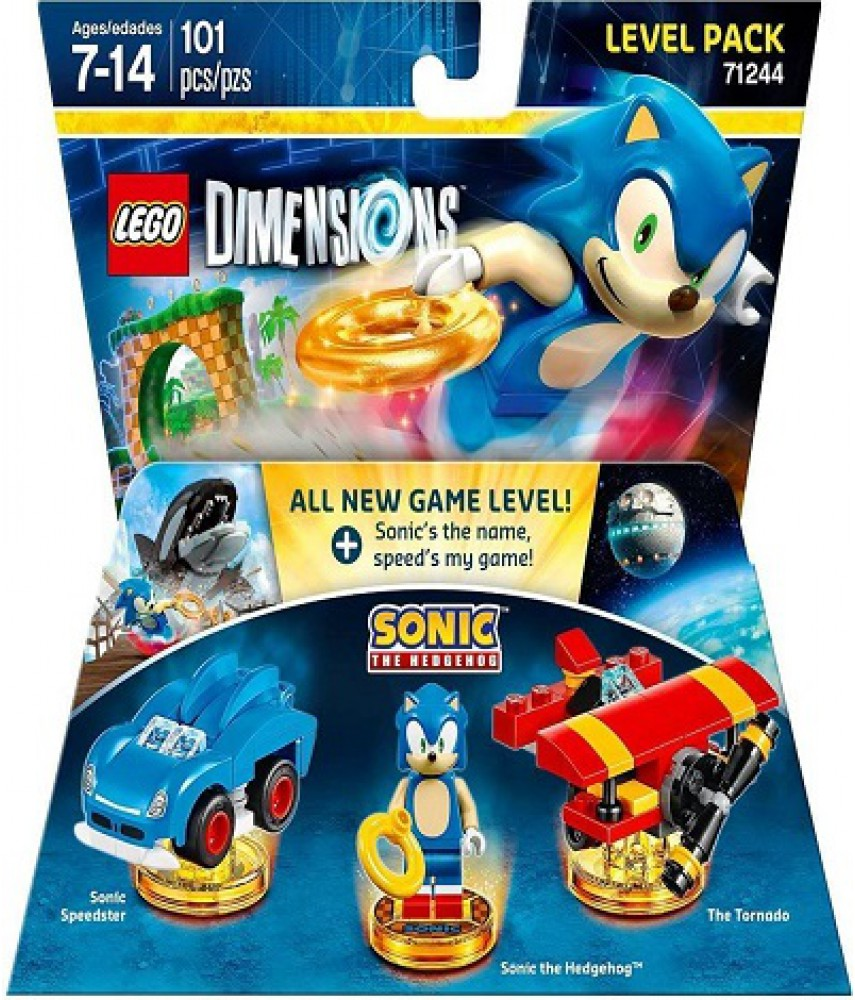 Sonic the Hedgehog Level Pack - LEGO Dimensions 71244