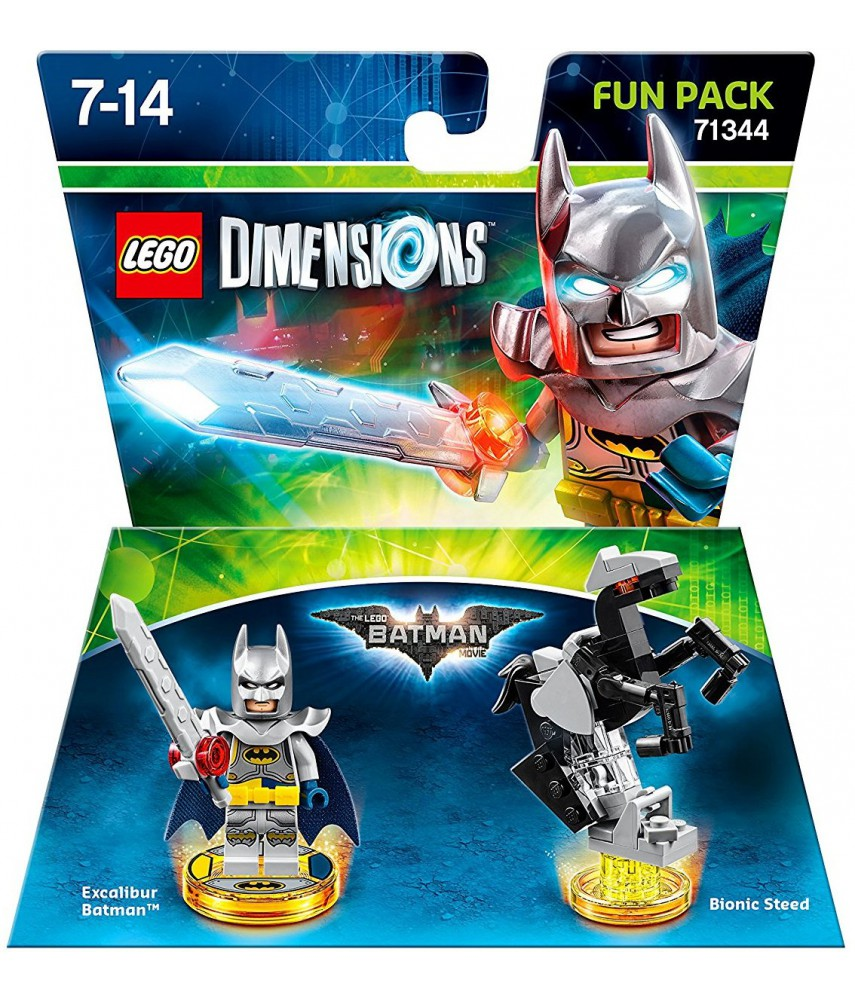 Excalibur Batman Fun Pack - LEGO Dimensions 71344