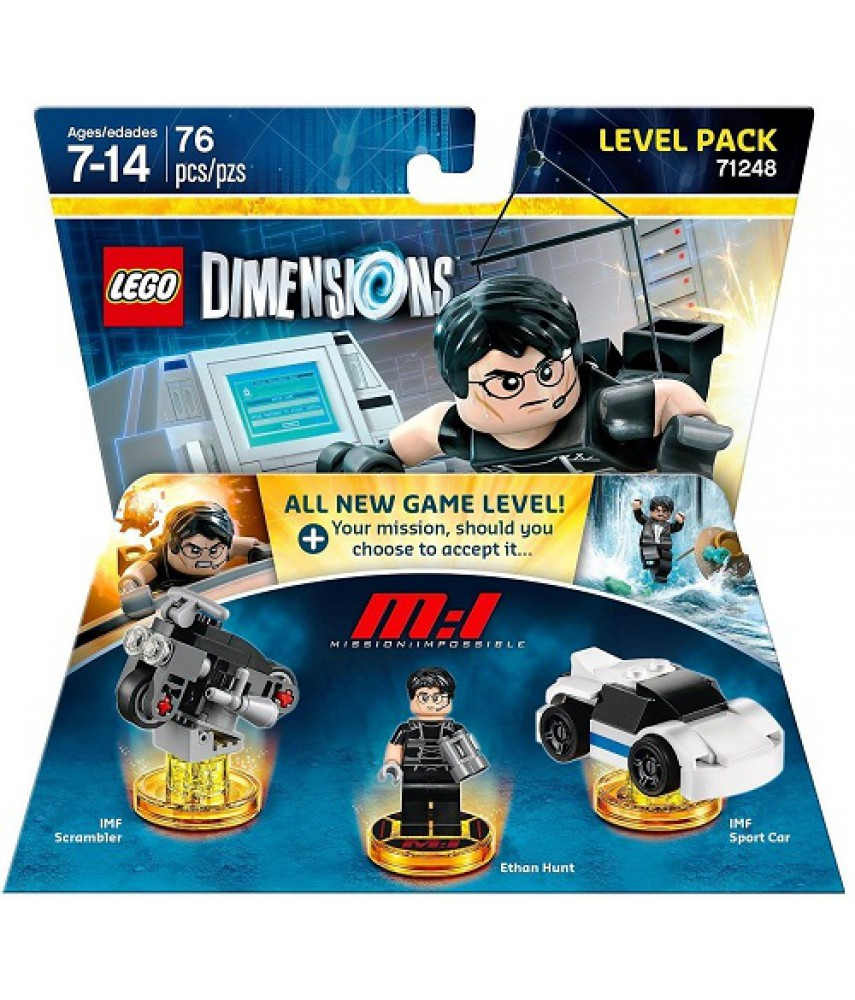 Mission Impossible Level Pack - LEGO Dimensions 71248