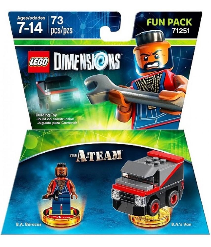 A-Team Fun Pack - LEGO Dimensions 71251