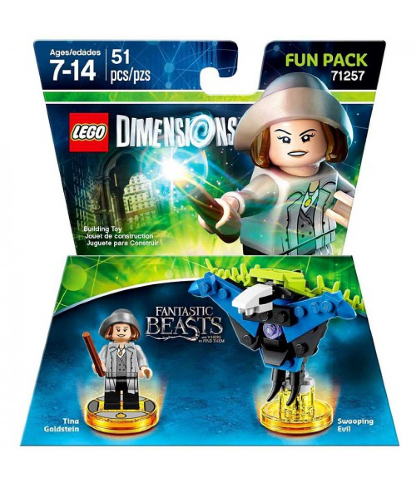 Fantastic Beasts and Where to Find Them Fun Pack - LEGO Dimensions 71257