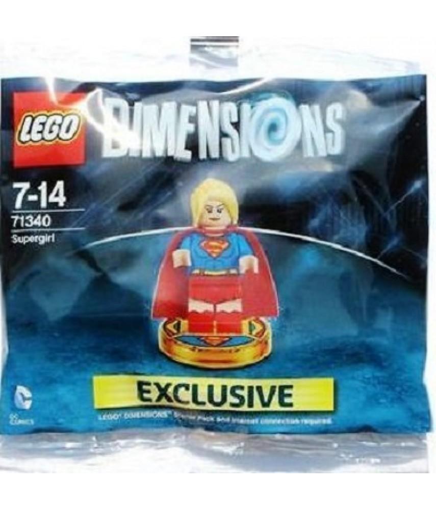 Фигурка SuperGirl - LEGO Dimensions 71340