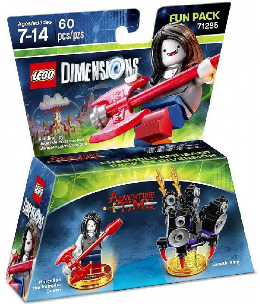 Marceline the Vampire Queen Adventure Time Fun Pack - LEGO Dimensions