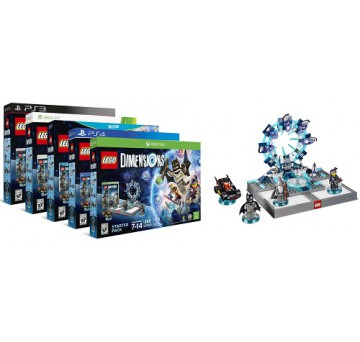 Стартовые наборы LEGO Dimensions