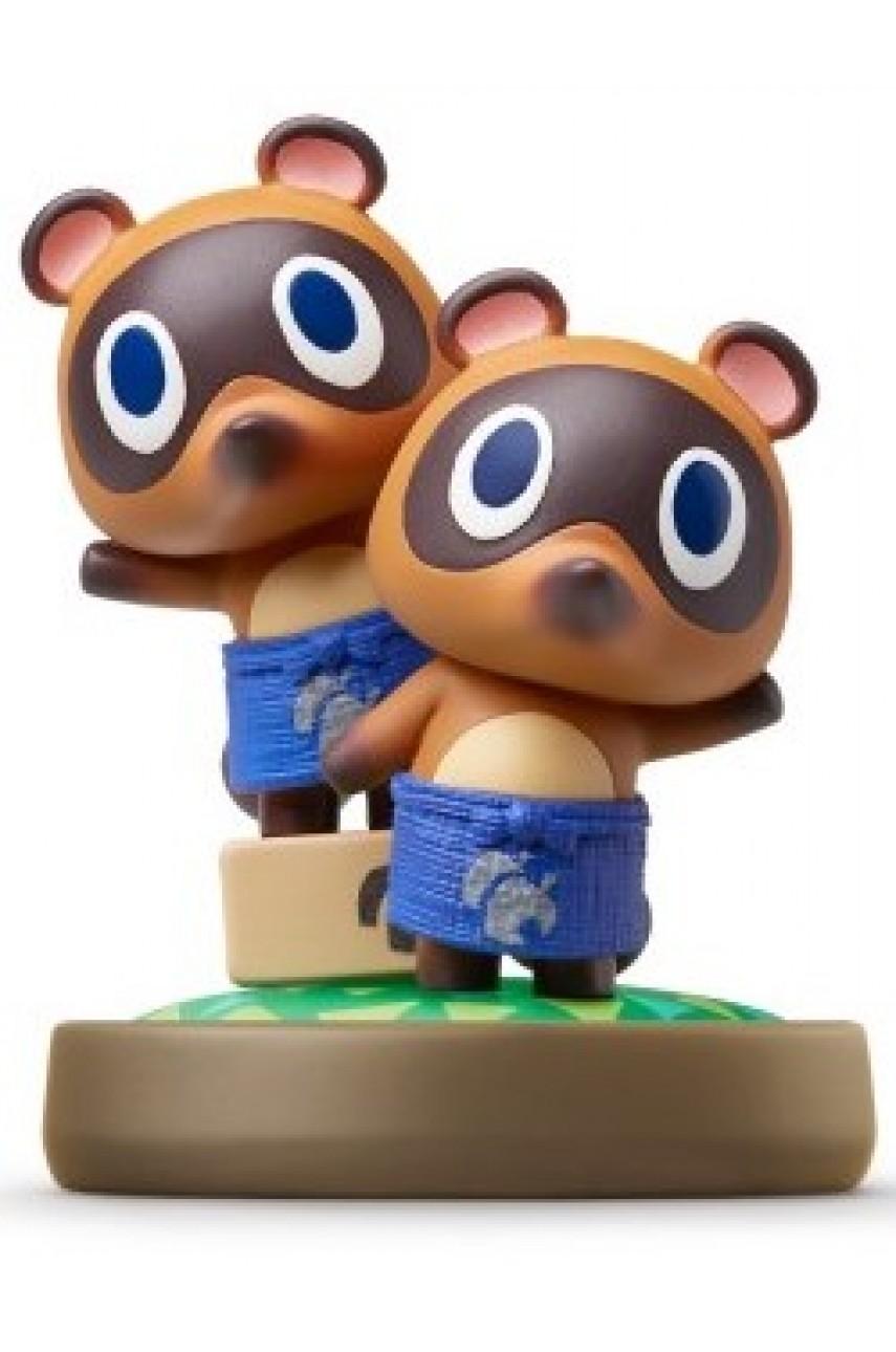 Фигурка Тимми и Томми. Animal Crossing Collection (Timmy and Tommy Amiibo)