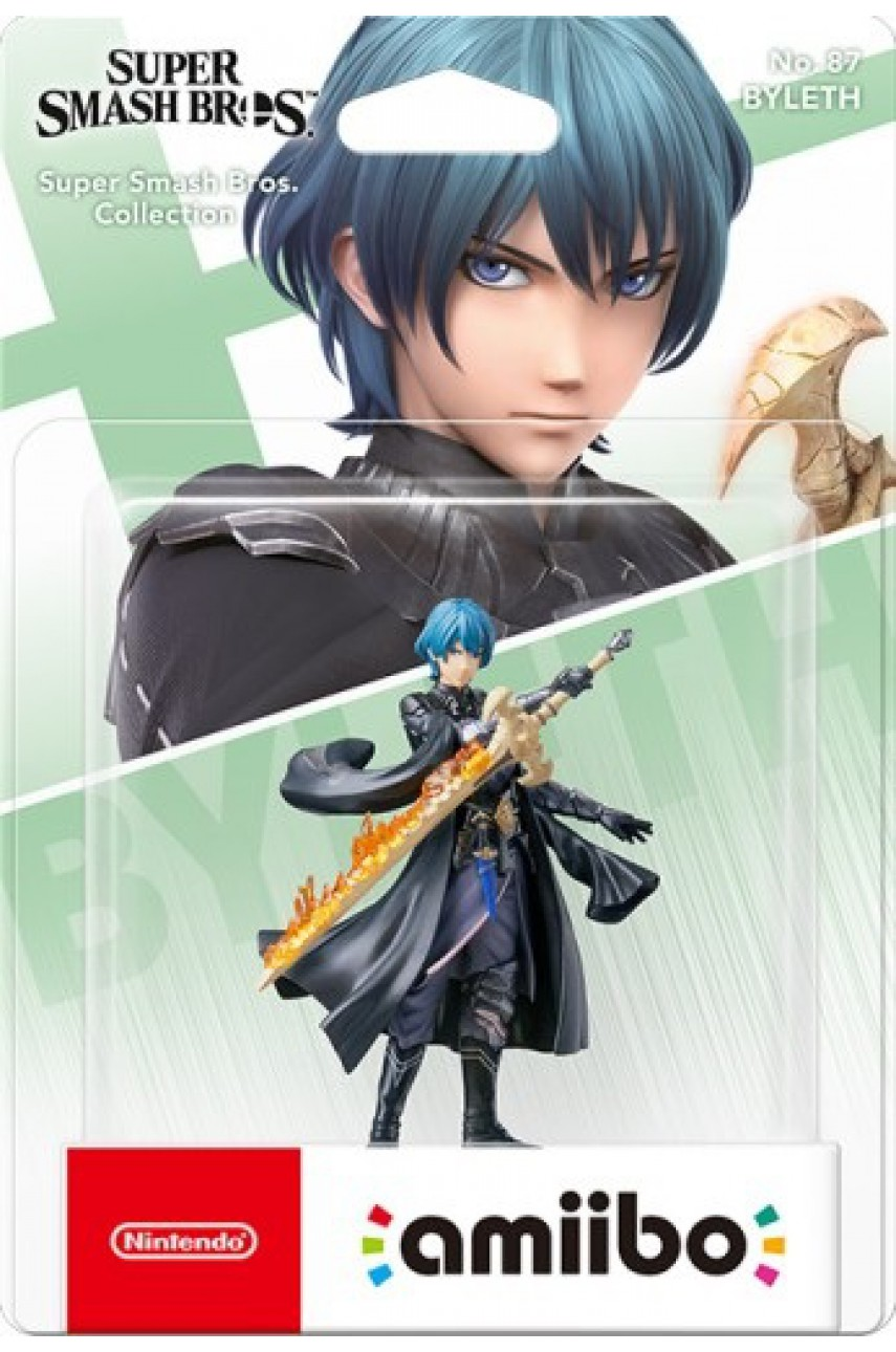 Amiibo фигурка Байлет / Byleth из коллекции Super Smash Bros