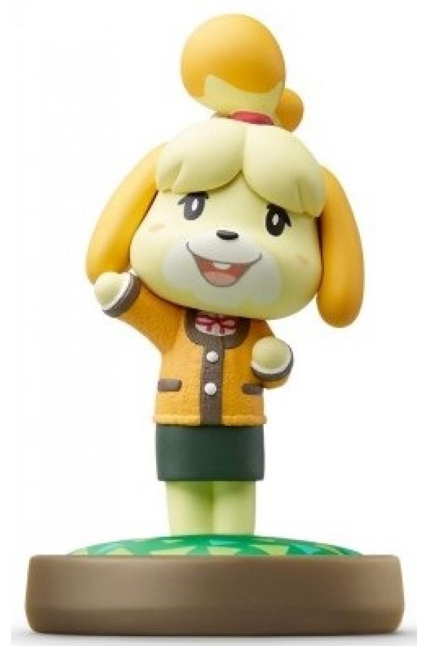 Фигурка Изабель Зимняя одежда. Animal Crossing Collection (Isabelle Amiibo)